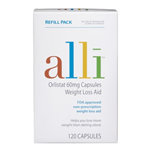 Alli Refill Pack 120 ct.