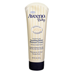 Aveeno Baby Soothing Relief Moisture Cream Fragrance Free - 8 oz