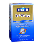 Enfamil Tri-Vi-Sol Vitamins A C & D Supplement Drops Drops For Infants and Toddlers