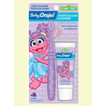 Baby Orajel Tooth & Gum Cleanser - Abby Cadabby