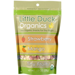 Little Duck Organics Organic Strawberry & Mango Tiny Fruits