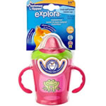 Tommee Tippee 1-Pack Explora Truly Spill Proof Trainer Cup 9oz - 6m+ - Pink  (BPA FREE)