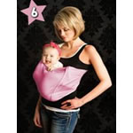 Seven Slings Baby Slings (Light Pink)