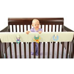 Leachco Easy Teether - Convertible Crib Rail Cover