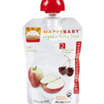 Happy Baby Stage 2 Cherry & Apple