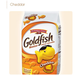 Pepperidge Farm Goldfish Cheddar Baked Snack Crackers Cheddar