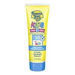 Banana Boat Kids Tear Free Lotion SPF 30 Sunscreen