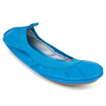 Yosi Samra Samara Flat Leather